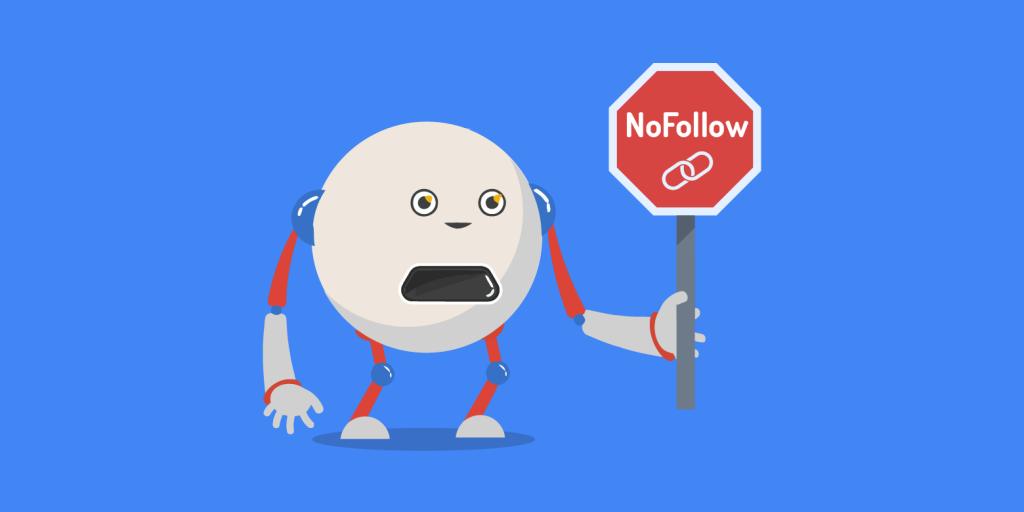استفاده از کد نوفالو (nofollow)