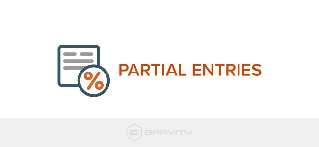 افزودنی Partial Entries